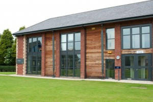 Wooden cladding construction -Building services - Northern Bear PLC