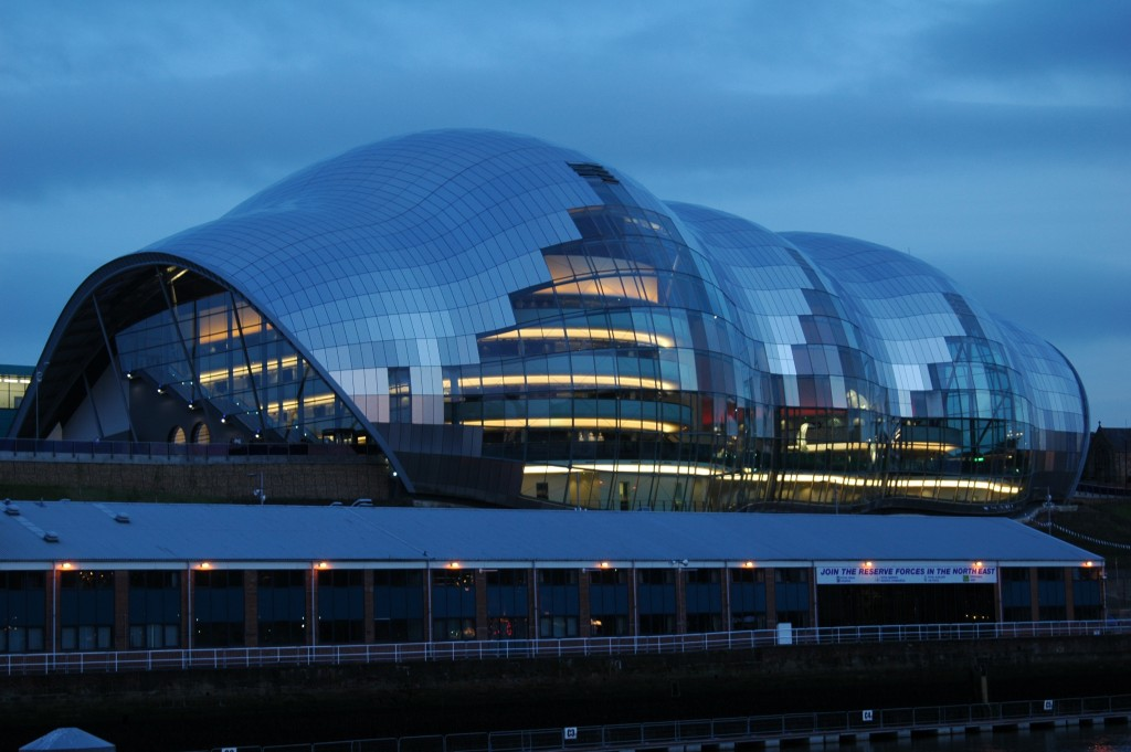 The Sage, Gateshead - Building Services - Northern Bear PLC