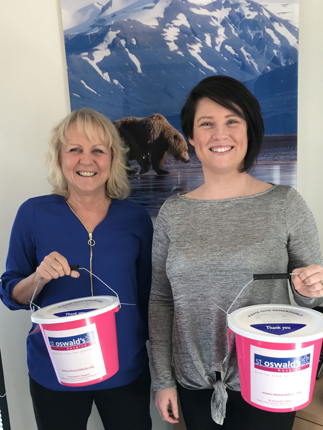 Anniversary year to support local hospice