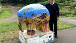 Hakuna Ma elephant Keith